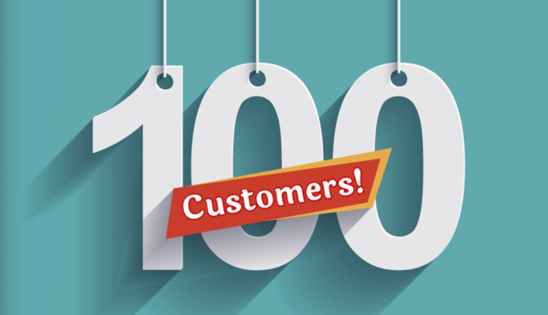 first-100-customers